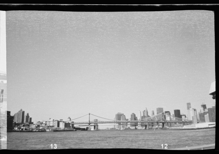 New York Captured with a Brownie Camera